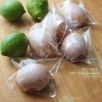 地元産レモンで作る、檸檬ケーキのおやつ♪❁改良版レシピ付き