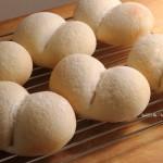 お尻がプリンっ🍑絶対上手くいく「白パン成形の方法」を教えてもらった!❁