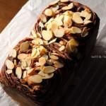 ドキドキ真夏のチョコレートの折り込みパン❁参考レシピあり