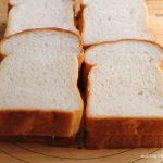 おNEWのペストリーボードで、湯種食パンを焼く!❁参考レシピあり