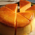 「スフレチーズケーキの底紙を綺麗に外す方法」をまとめてみた。