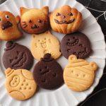 ハロウィンクッキー&バターケーキ🎃参考レシピあり