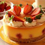 【動画あり】モンブランロールケーキと、ホワイトチョコレートのチーズケーキ❁参考レシピあり