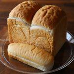 初めてのクノート成形で黒ごまパン&お久しぶりの山食!❁レシピあり