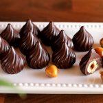 【動画あり】ヘーゼルナッツチョコレートを作る!❁レシピあり