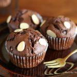 チョコレートマフィン&息抜きに馬拉糕(マーラーカオ)をつくる!❁参考レシピあり