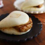 杏仁豆腐の食べ比べ&思い出の角煮まんじゅう❁